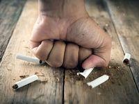 5ترفند ساده برای ترک سیگار