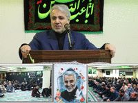 هر ایرانی یک شهید سلیمانی است/ ما راه خطیر حاج قاسم را ادامه خواهیم داد