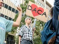 اعتراض در آمریکا به لغو قانون داکا +تصاویر