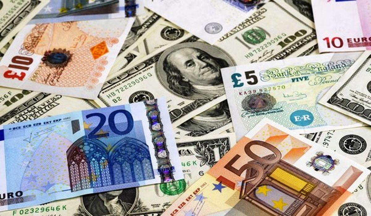 نرخ رسمی ۱۲ ارز افزایش یافت
