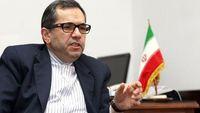 ایران گفتوگو بر پایه زور و تهدید را نمیپذیرد