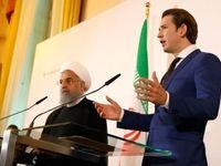 صدراعظم اتریش: اظهارات «روحانی» غیرقابل پذیرش است!