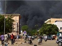 کشته شدن حدود ۳۰ نفر در حمله به سفارت فرانسه در بورکینافاسو