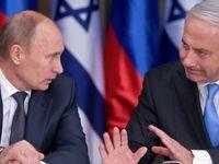 تکرار ادعاهای نتانیاهو علیه ایران در دیدار با پوتین