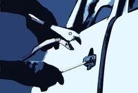 کشف خودرو سرقتی در کمتر از ۱۰ دقیقه