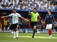 نام فغانی جزو داوران جام ملتهای آسیا اعلام شد