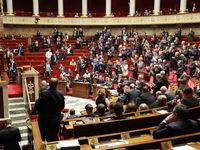 کرونا به پارلمان فرانسه رسید