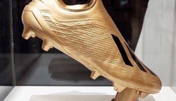 رونمایی از کفش طلای جامجهانی روسیه +عکس