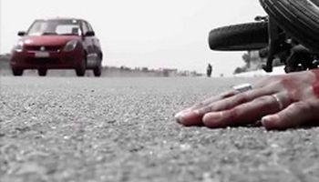 تصادف زنجیرهای مرگبار در لرستان