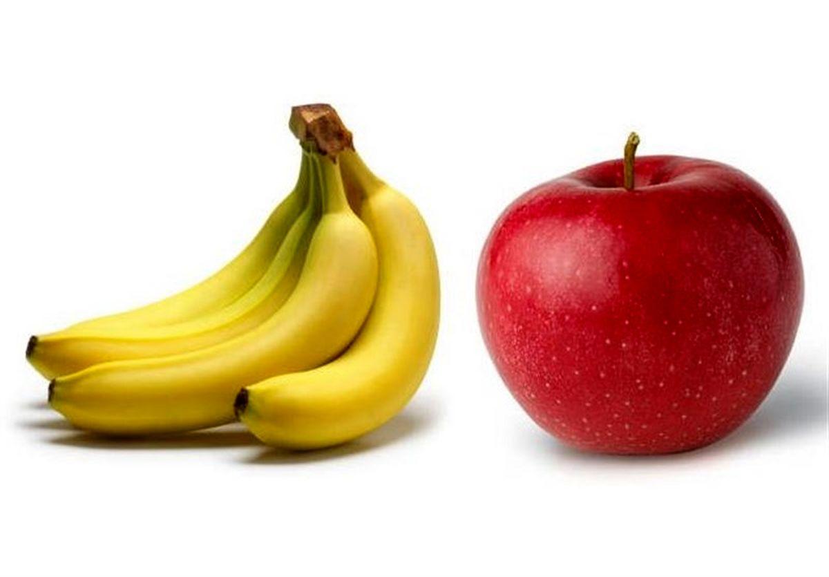 واردات موز به شرط صادرات سیب انجام میشود