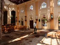 کلیسای سریلانکا پس از حادثه تروریستی+تصاویر