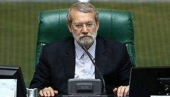 لاریجانی: رهبری مخالف بررسی CFT در مجلس نبودند/ در حال بررسی ایرادات شورای نگهبان هستیم