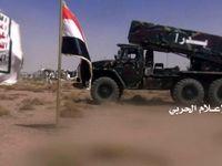 شلیک موشک بالستیک یمنی به پایگاه نظامی عربستان