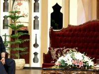 مهران مدیری اشک حامد همایون را درآورد +فیلم