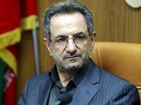 شیب ملایم کاهش مبتلایان به کرونا ویروس در تهران
