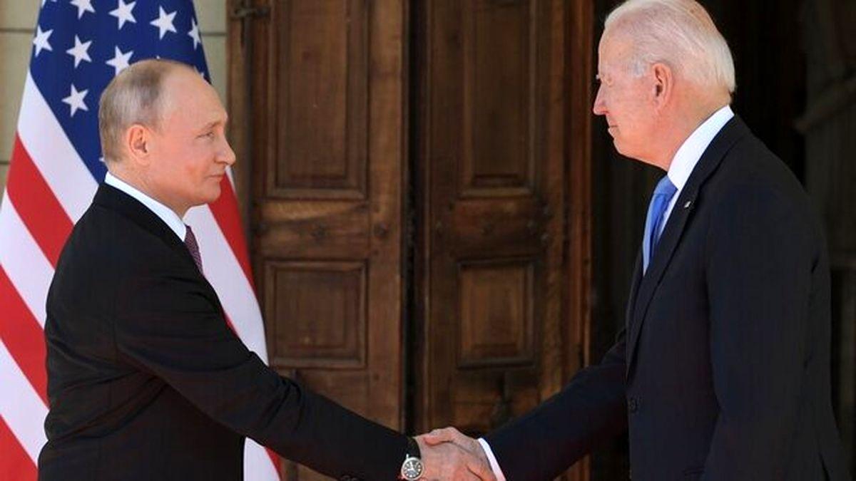 رایزنی تلفنی پوتین و بایدن با تمرکز بر بحران سوریه