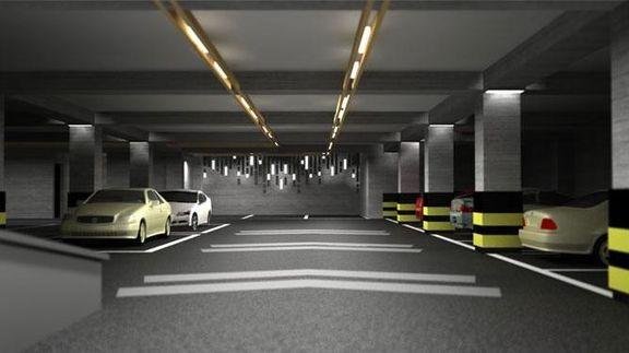 بینرخی پارکینگ خودرو درپایتخت
