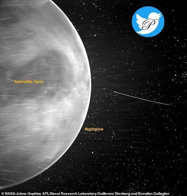 ببینید | تصویر کم نظیر ناسا از سیاره زهره در فاصله ۷۶۹۳ مایلی