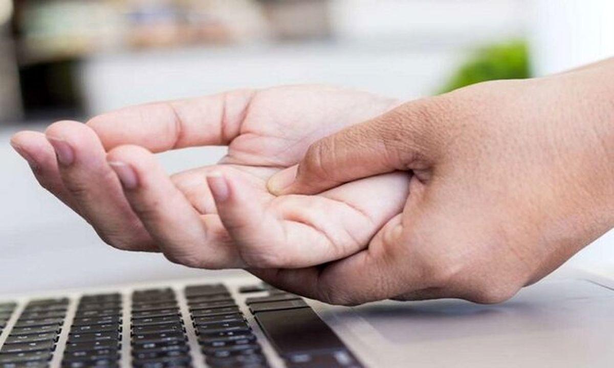 ۱۰دلیل بروز ضعف در دست