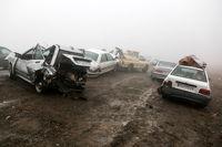 مرگ سالانه ۱۶هزار نفر بر اثر تصادفات جادهای