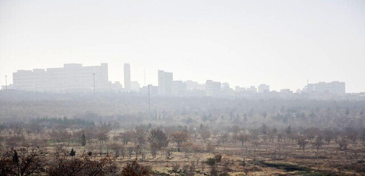 اخطاریه هواشناسی درباره آلودگی یکهفتگی هوا