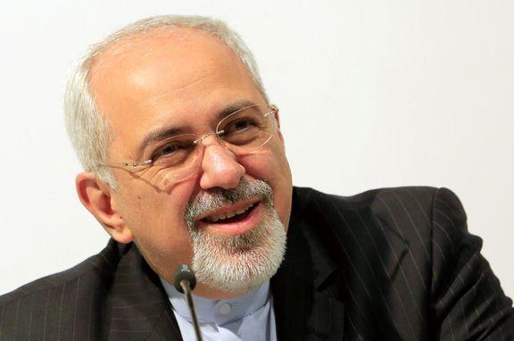 پیام ویدیویی دکتر ظریف وزیر امورخارجه به ملت ایران +فیلم