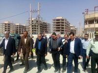 آغاز ساخت و ساز برای مستاجرین زلزلهزده کرمانشاه بزودی