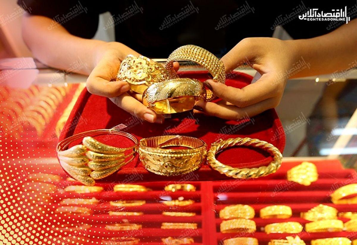 طلا در مسیر افزایشی قرار گرفت/ سکه از ۱۲میلیون تومان عبور کرد