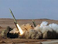 شلیک موشک «زلزال۱» به سمت مواضع نظامیان سعودی