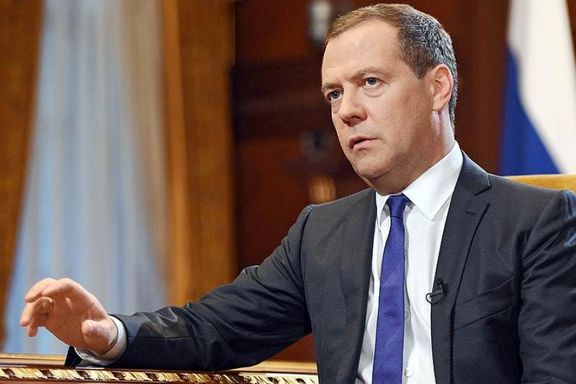 مدودف: روسیه مقابل تحریمهای آمریکا میایستد