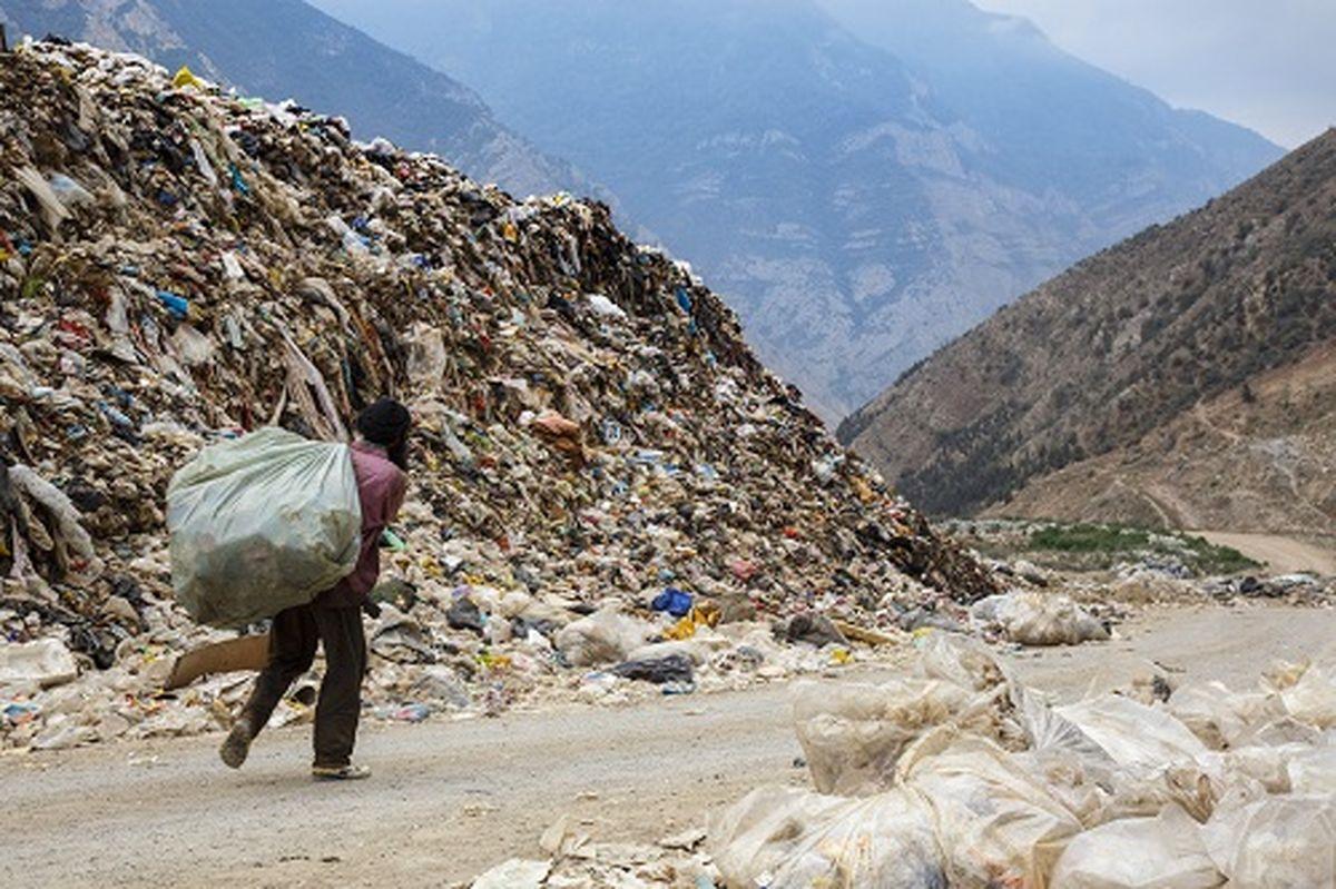 دفن غیراصولی زباله در استانهای سبز