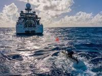 سفر به عمیقترین نقطه اقیانوس آرام +تصاویر