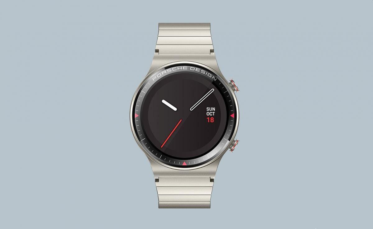 همکاری مجدد هوآوی و پورشه برای ساخت یک ساعت هوشمند جدید