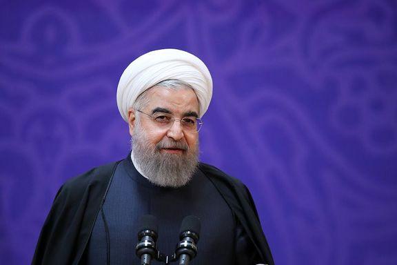روحانی: کشور در مسیر حرکت و پیشرفت قرار گرفته است