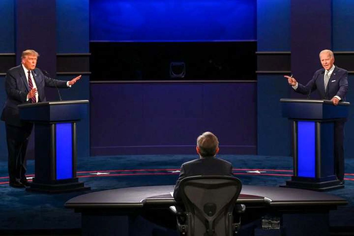پیشبینی سیانان درباره رقابت بایدن و ترامپ