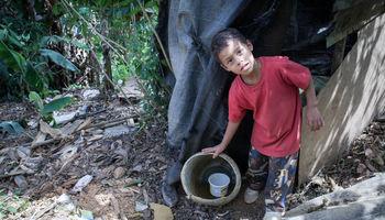 فقر و گرسنگی در ونزوئلا +تصاویر