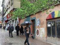 بارش های ایران ۵۱ درصد کمتر از سال گذشته