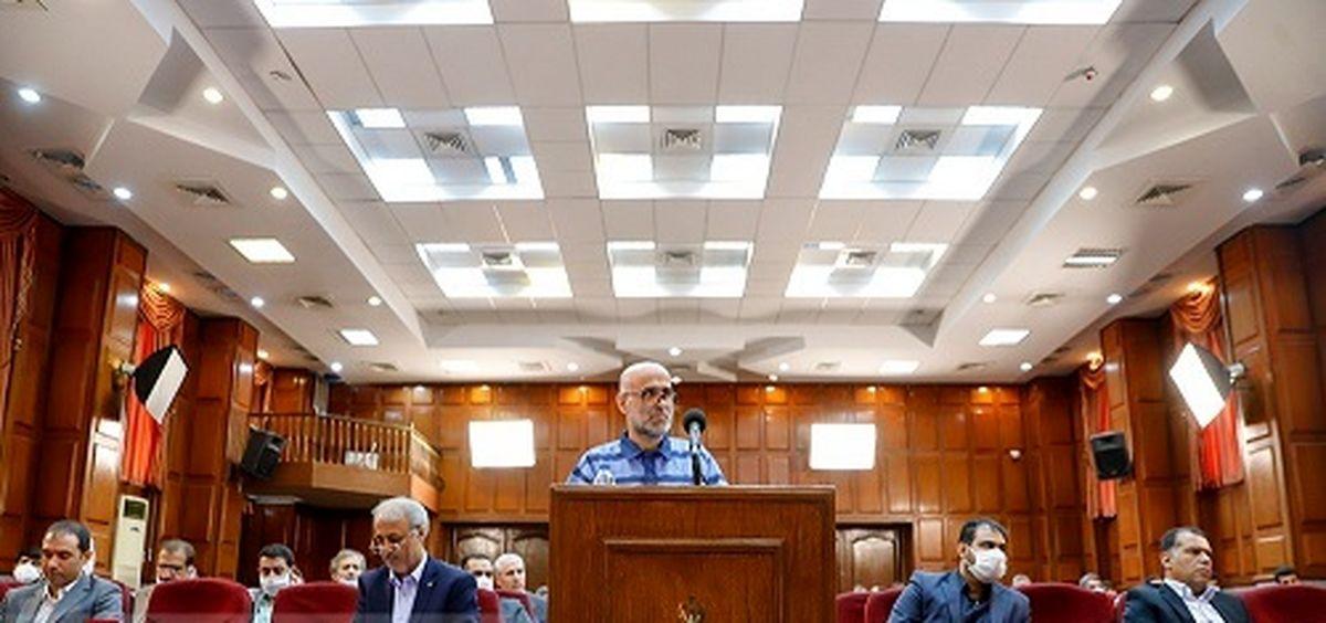 طبری در جلسه دوم دادگاه: اتهامات را قبول ندارم