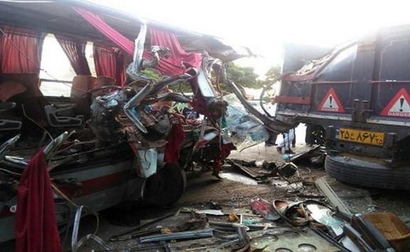 یکی دیگر از مصدومان حادثه نیرو محرکه درگذشت