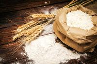 دوره طلایی شرکتهای تولیدکننده آرد حین عرضه گندم در بورس کالا