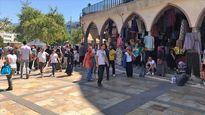 لحظه زلزله 6 ریشتری در ترکیه +فیلم