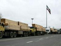 کدام کامیونها مشمول طرح تن-کیلومتر میشوند؟