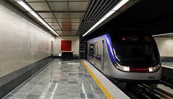 فعالیت مترو خط ۵ تا ۳بامداد