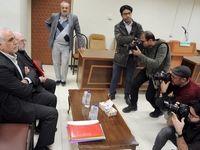 دومین جلسه محاکمه ۳ متهم بانک سرمایه +تصاویر