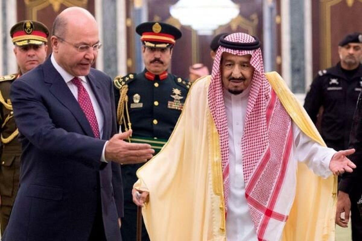 عراق و عربستان سعودی درباره روابط دوجانبه رایزنی کردند
