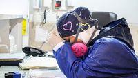 وضعیت کادر درمان در پیک پنجم کرونا