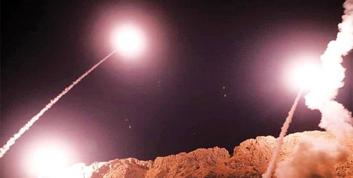 شلیک موشکهای سپاه به سوی پایگاه هوایی عینالاسد کماکان ادامه دارد