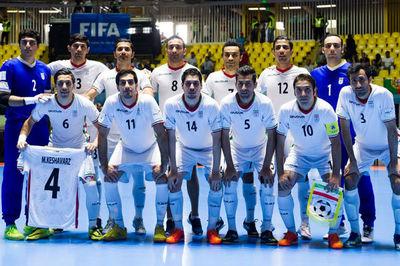 اسامی بازیکنان دعوت شده به اردوی تیم ملی فوتسال ایران اعلام شد
