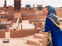 سفر دختران روس به ایران +تصاویر