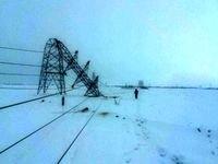 برق ۵منطقه گیلان قطع شد